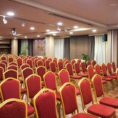 Отель Mondial Hotel Албания, Тирана - отзывы, цены и фото номеров - забронировать отель Mondial Hotel онлайн интерьер отеля