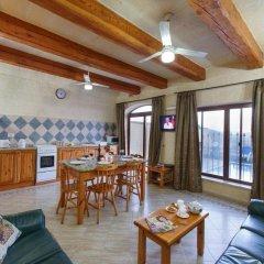 Отель Pergola Farmhouses Мальта, Шаара - отзывы, цены и фото номеров - забронировать отель Pergola Farmhouses онлайн комната для гостей фото 2