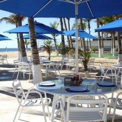 Отель Posada Real Los Cabos Мексика, Сан-Хосе-дель-Кабо - 2 отзыва об отеле, цены и фото номеров - забронировать отель Posada Real Los Cabos онлайн пляж фото 2