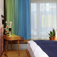 25Hours Hotel Zürich Langstrasse Цюрих в номере