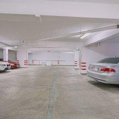 Апартаменты Montelux Apartments парковка
