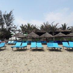 Отель Life Beach Villa пляж