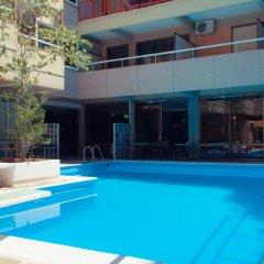 Отель Apollonia Hotel Apartments Греция, Вари-Вула-Вулиагмени - 1 отзыв об отеле, цены и фото номеров - забронировать отель Apollonia Hotel Apartments онлайн бассейн