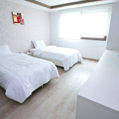 Yeongdeungpo VIP Hotel комната для гостей