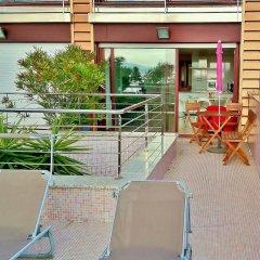 Отель Apartamentos Turísticos Puerto Basella Испания, Вильянуэва-де-Ароса - отзывы, цены и фото номеров - забронировать отель Apartamentos Turísticos Puerto Basella онлайн балкон
