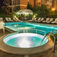 Отель Venera Свети Влас бассейн фото 3
