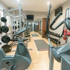 Отель Golden Tulip Al Barsha фитнесс-зал фото 2