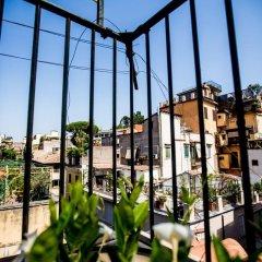 Отель GRIFO Рим балкон