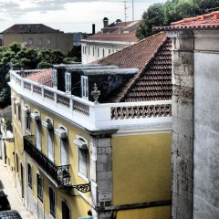 Отель Hub New Lisbon Hostel Португалия, Лиссабон - 1 отзыв об отеле, цены и фото номеров - забронировать отель Hub New Lisbon Hostel онлайн вид на фасад