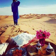 Отель Kasbah Erg Chebbi Марокко, Мерзуга - отзывы, цены и фото номеров - забронировать отель Kasbah Erg Chebbi онлайн в номере