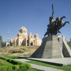 Отель Getar Армения, Ереван - отзывы, цены и фото номеров - забронировать отель Getar онлайн приотельная территория