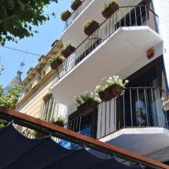 Отель L'Hostalet de Canet парковка