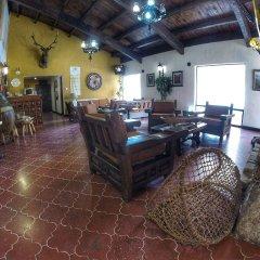 Отель Parador St Cruz Креэль питание
