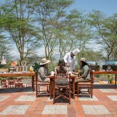 Отель Sarova Lion Hill Game Lodge фото 10