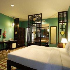 Отель Duangjitt Resort, Phuket комната для гостей фото 5