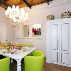 Отель Domus Spagna Capo le Case Luxury Suite питание фото 2