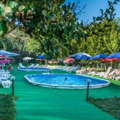 Отель Chaika Hotel Болгария, Св. Константин и Елена - отзывы, цены и фото номеров - забронировать отель Chaika Hotel онлайн бассейн