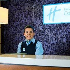 Отель Holiday Inn Express Glasgow City Centre Riverside интерьер отеля фото 3