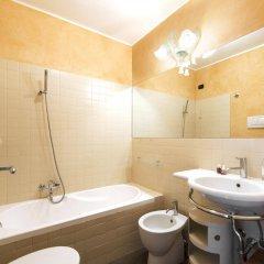 Отель Heart Milan Apartments Repubblica Италия, Милан - отзывы, цены и фото номеров - забронировать отель Heart Milan Apartments Repubblica онлайн ванная