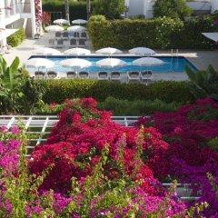 Отель Nissi Park бассейн фото 3