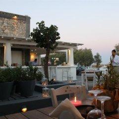Отель Anemos Beach Lounge Hotel Греция, Остров Санторини - отзывы, цены и фото номеров - забронировать отель Anemos Beach Lounge Hotel онлайн приотельная территория