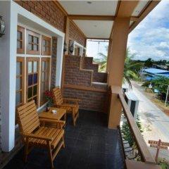 Teak Wood Hotel балкон