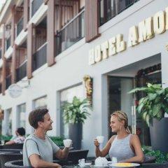 Hotel Amon интерьер отеля