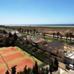 Отель House in Fuerteventura Пахара спортивное сооружение