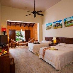 Отель Hacienda Misne комната для гостей фото 2
