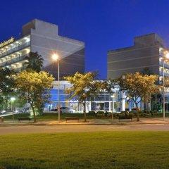 Отель Sol Costa Daurada Salou спортивное сооружение