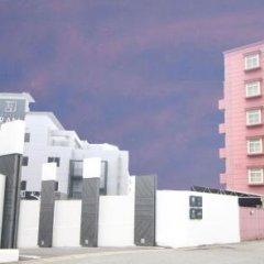 Отель Pacela Фукуока парковка