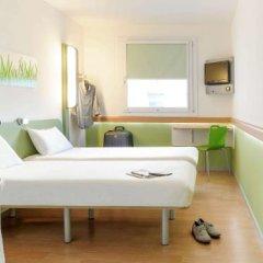 Отель ibis budget Braunschweig Nord комната для гостей фото 3