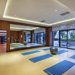 Отель Sensimar Side Resort & Spa – All Inclusive фитнесс-зал фото 2