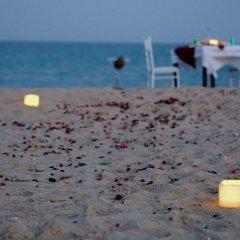Отель Palmera Azur Resort пляж