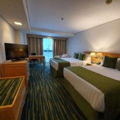 Отель Radisson Paraiso Мехико сейф в номере