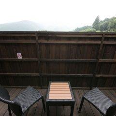 Отель Ryokan Yufusan Хидзи балкон