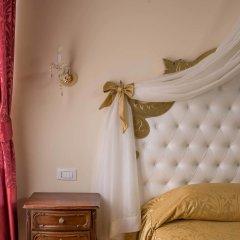 Отель Trevi Rome Suite Рим сейф в номере