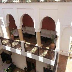Отель Riad Azza Марокко, Марракеш - отзывы, цены и фото номеров - забронировать отель Riad Azza онлайн бассейн фото 3