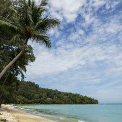 Отель Rosewood Phuket пляж фото 2