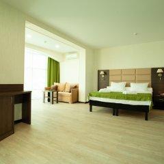 Гостиница Экодом Сочи комната для гостей фото 4
