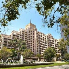 Отель InterContinental Los Angeles Century City at Beverly Hills США, Лос-Анджелес - отзывы, цены и фото номеров - забронировать отель InterContinental Los Angeles Century City at Beverly Hills онлайн вид на фасад