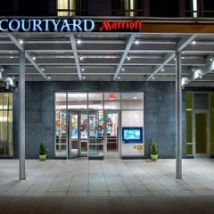 Отель Courtyard by Marriott New York Manhattan/Chelsea банкомат