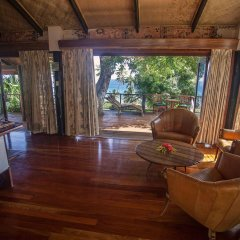 Отель Maravu Taveuni Lodge спа