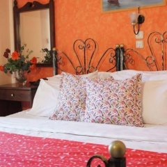Отель Marabou Греция, Пефкохори - отзывы, цены и фото номеров - забронировать отель Marabou онлайн комната для гостей фото 4