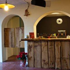 Отель Posto del Sole Сполето гостиничный бар
