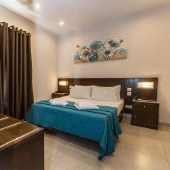 Отель Cerviola Hotel Мальта, Марсаскала - отзывы, цены и фото номеров - забронировать отель Cerviola Hotel онлайн комната для гостей фото 5