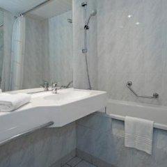 Отель Novotel Poznan Malta Польша, Познань - 4 отзыва об отеле, цены и фото номеров - забронировать отель Novotel Poznan Malta онлайн ванная