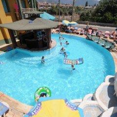 Отель Rayon Apart Мармарис бассейн