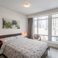 Апартаменты One Perfect Stay - Studio at Burj Views Дубай комната для гостей