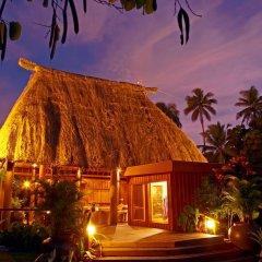 Отель Namale The Fiji Islands Resort & Spa Савусаву вид на фасад